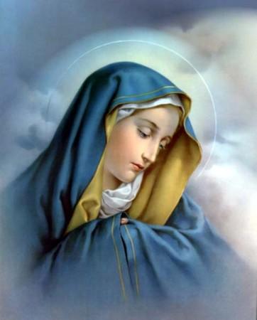 #1- Chaîne de prières pour nos défunts et leurs proches. - Page 13 Vierge18