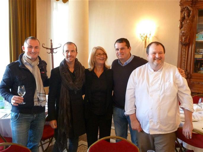 Calogero, membre du jury pour un concours gastronomique ! 39233411