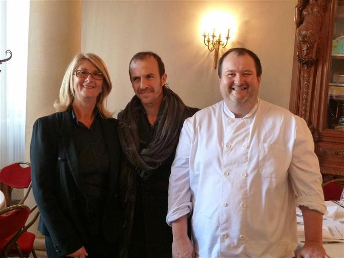 Calogero, membre du jury pour un concours gastronomique ! 39233412