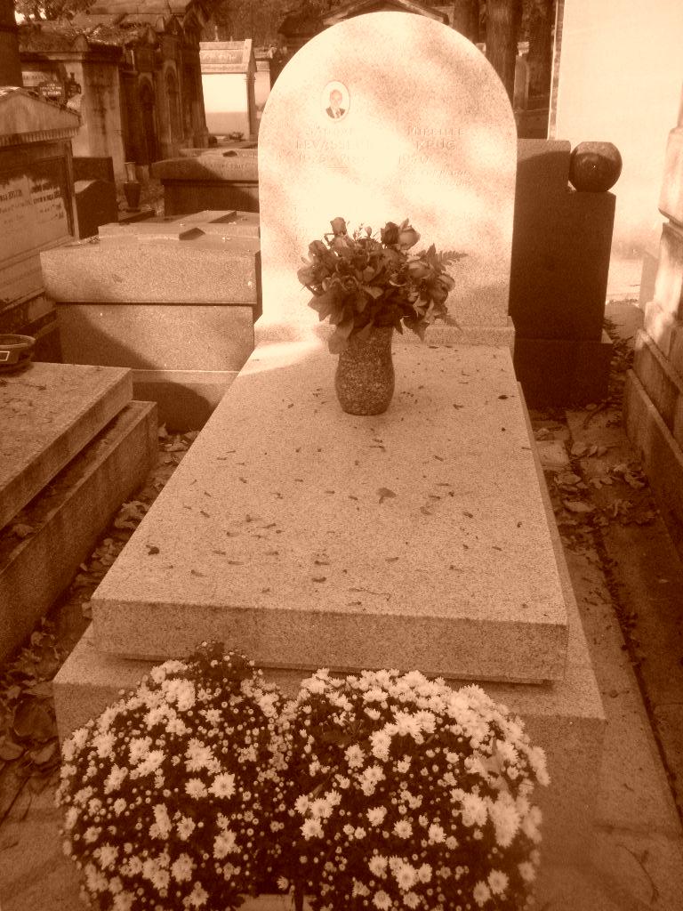 Hommage à LEVASSEUR André dit Frère André Antoin13