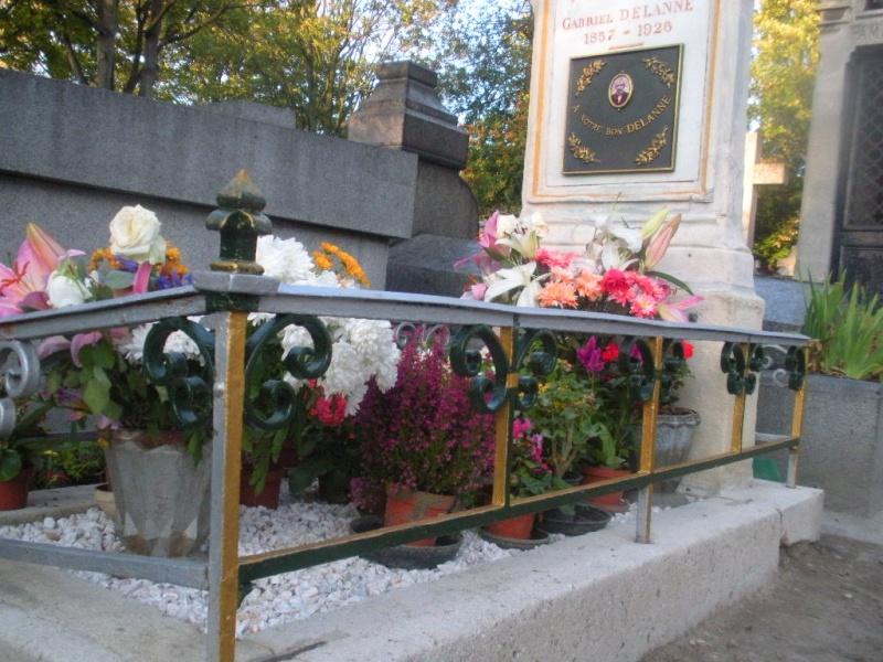 Vandalisme sur la tombe de Gabriel DELANNE Gabrie15