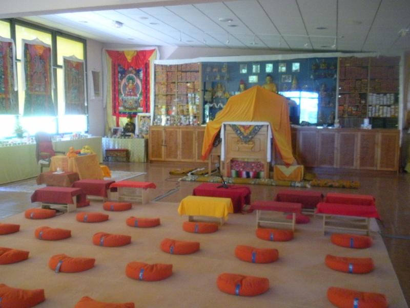 l'Institut Ganden Ling sous l'autorité spirituelle du Vénérable Dagpo Rimpotché Lainst13