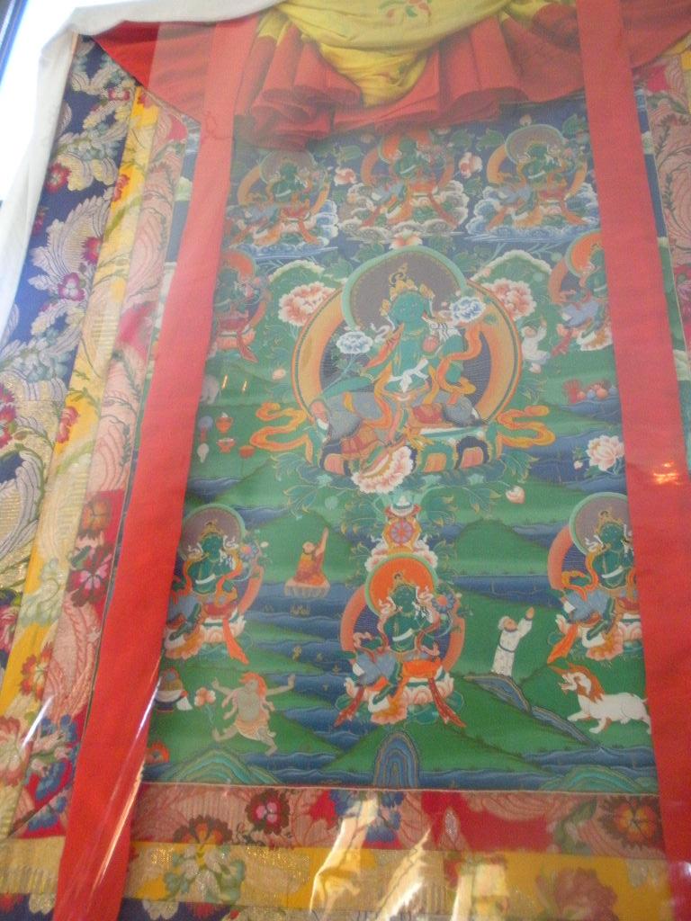 l'Institut Ganden Ling sous l'autorité spirituelle du Vénérable Dagpo Rimpotché Lainst16