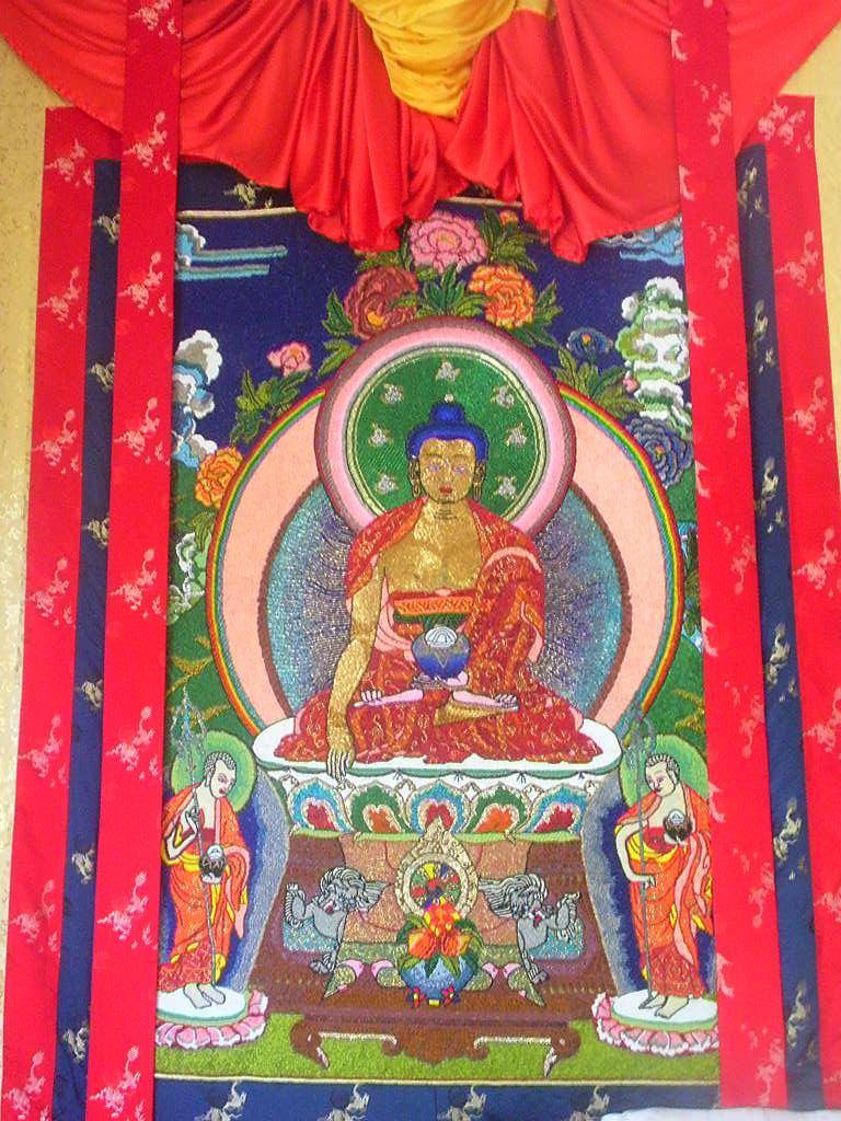 l'Institut Ganden Ling sous l'autorité spirituelle du Vénérable Dagpo Rimpotché Lainst17