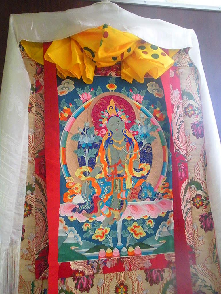 l'Institut Ganden Ling sous l'autorité spirituelle du Vénérable Dagpo Rimpotché Lainst20