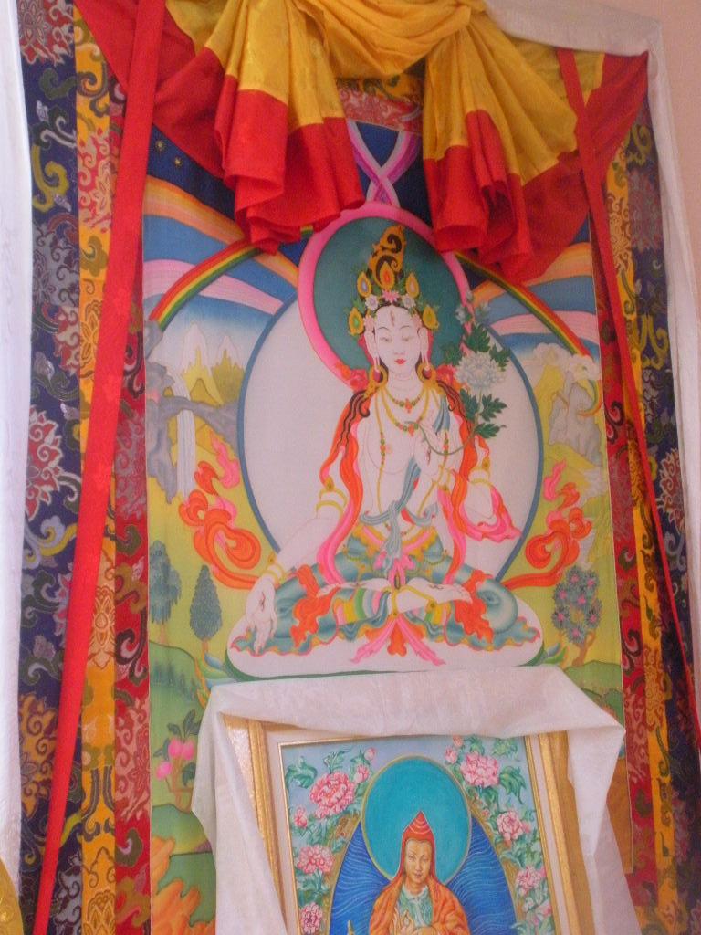 l'Institut Ganden Ling sous l'autorité spirituelle du Vénérable Dagpo Rimpotché Lainst22