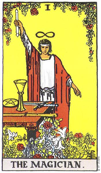 Comment fonctionnent les cartes du Tarot ?  Magici10