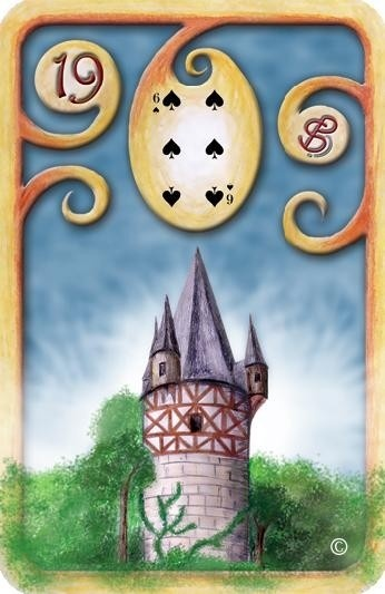 L'Oracle Magisches Lenormand  Magisc10