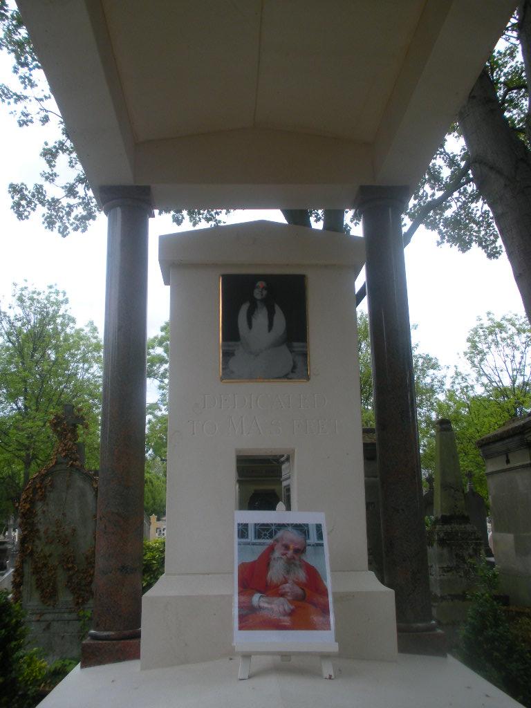 Swami Vijayananda disciple de Mâ Ananda Moyî Swami_17