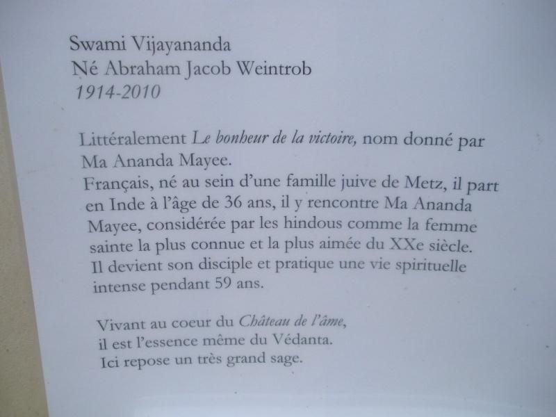 Swami Vijayananda disciple de Mâ Ananda Moyî Swami_19