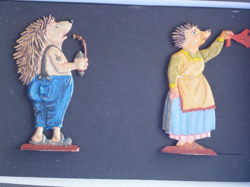 Vitrine de paddyfigurine Figur165