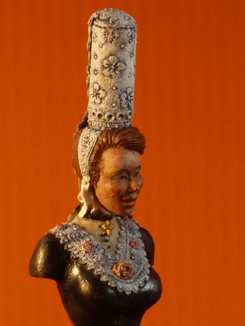 Vitrine de paddyfigurine Figur208