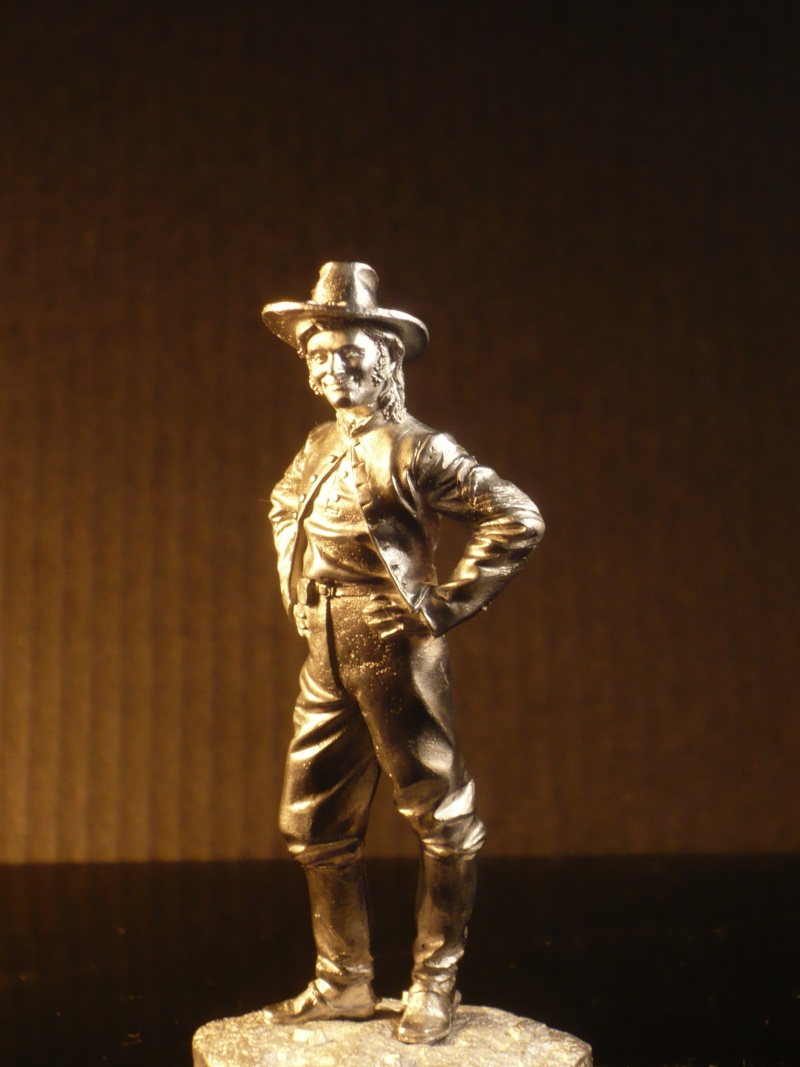 GB Paddyfigurine: Sergent de cavalerie confédérée  Figur251