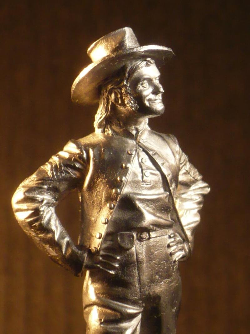 GB Paddyfigurine: Sergent de cavalerie confédérée  Figur252