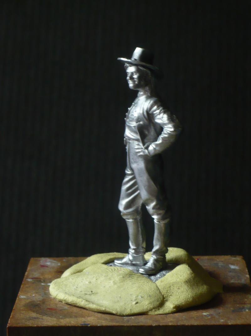 GB Paddyfigurine: Sergent de cavalerie confédérée  Figur254