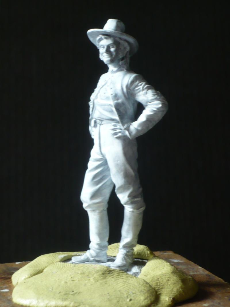 GB Paddyfigurine: Sergent de cavalerie confédérée  Figur255