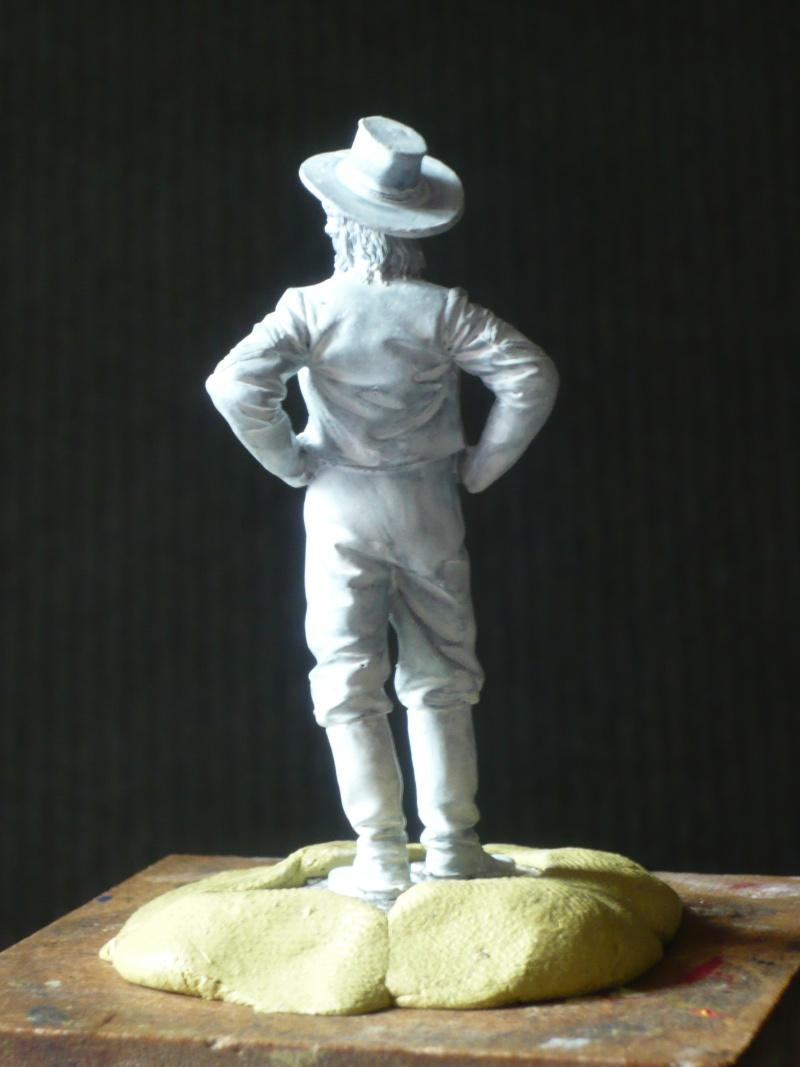 GB Paddyfigurine: Sergent de cavalerie confédérée  Figur256
