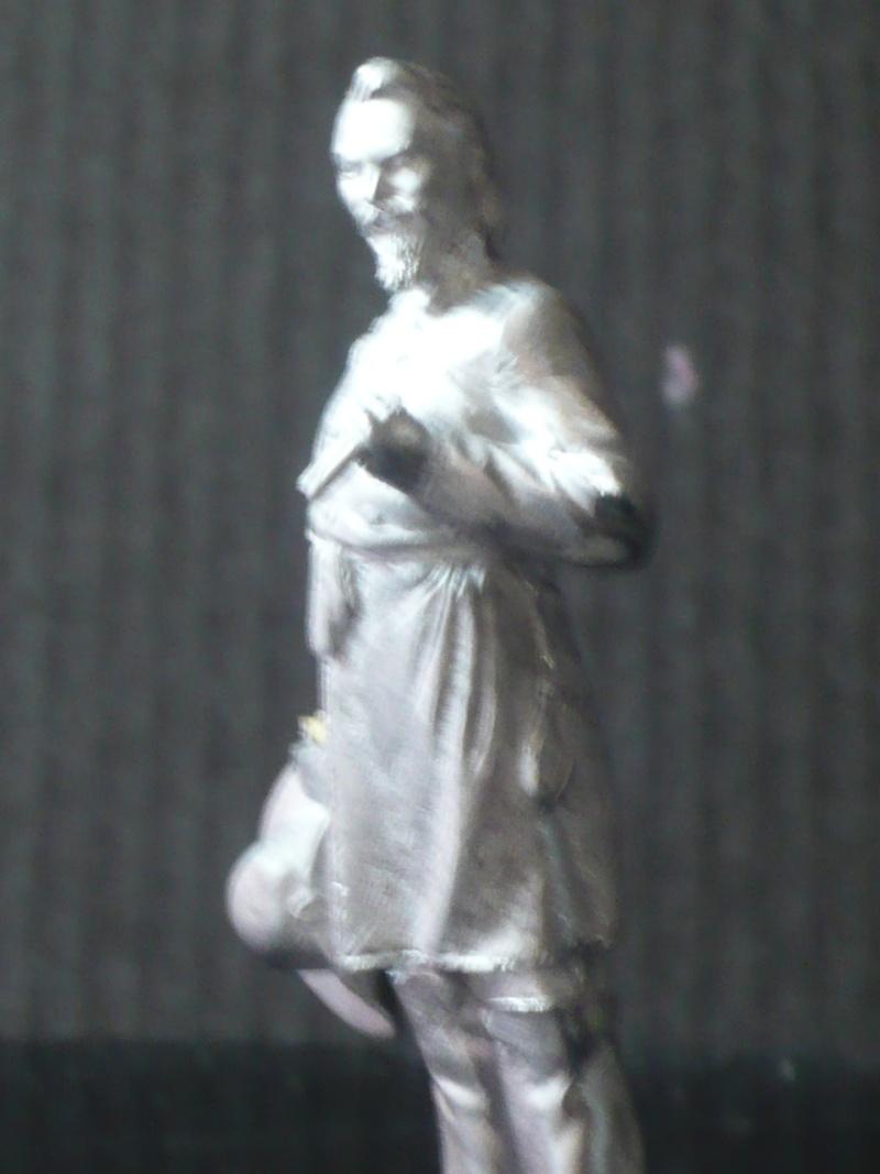 GB Paddyfigurine: Sergent de cavalerie confédérée  Figur258
