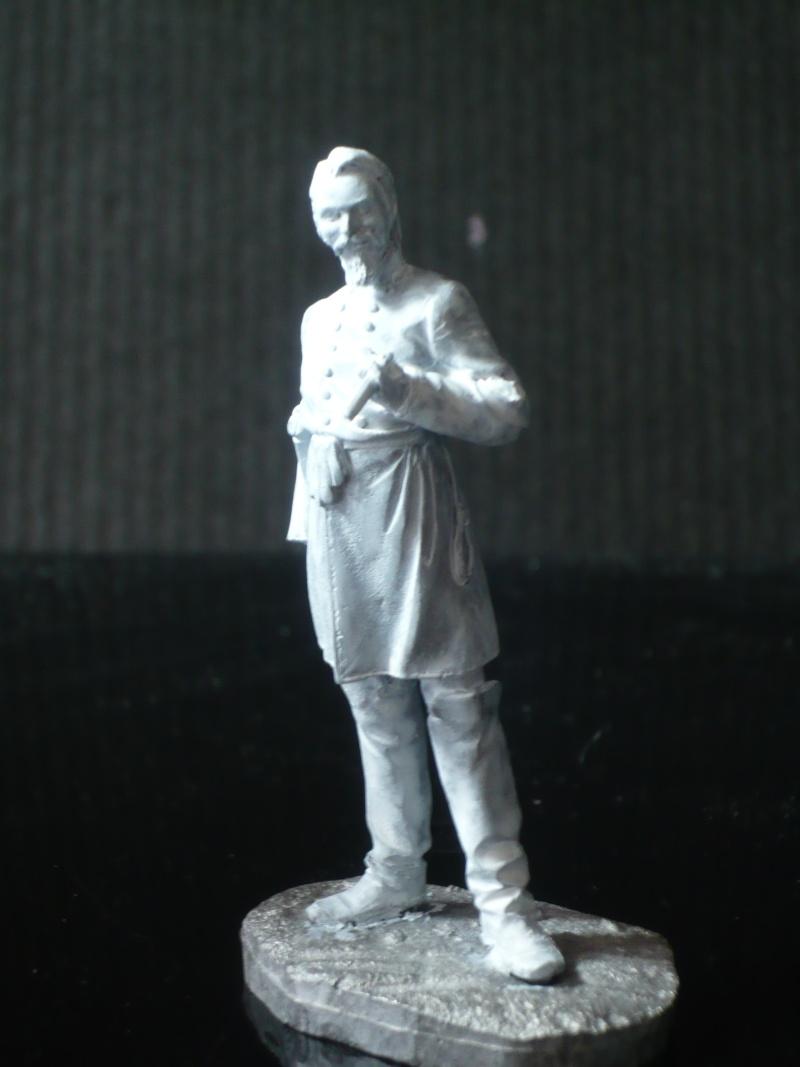 GB Paddyfigurine: Sergent de cavalerie confédérée  Figur259