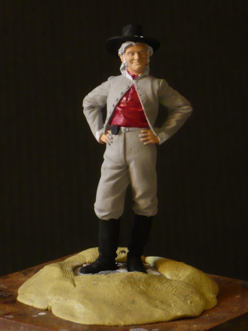 GB Paddyfigurine: Sergent de cavalerie confédérée  Figur261