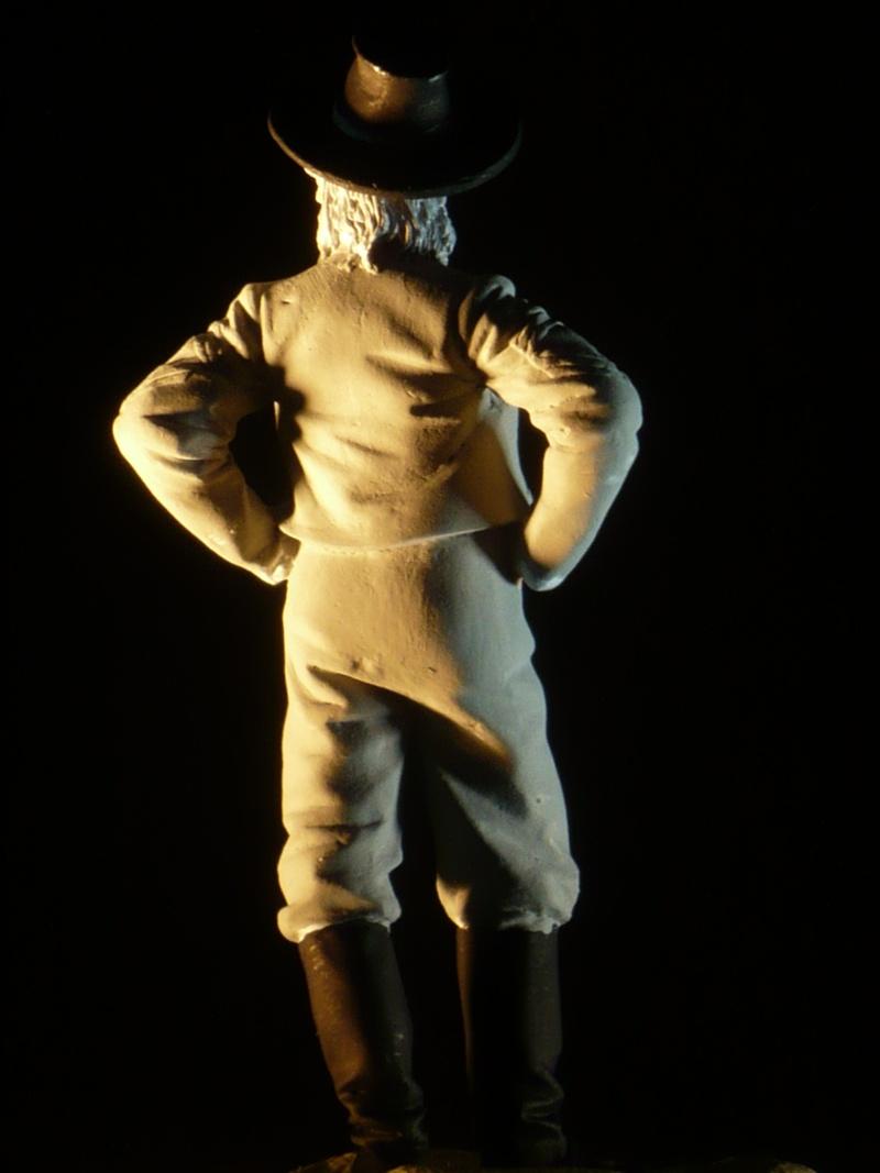 GB Paddyfigurine: Sergent de cavalerie confédérée  Figur262