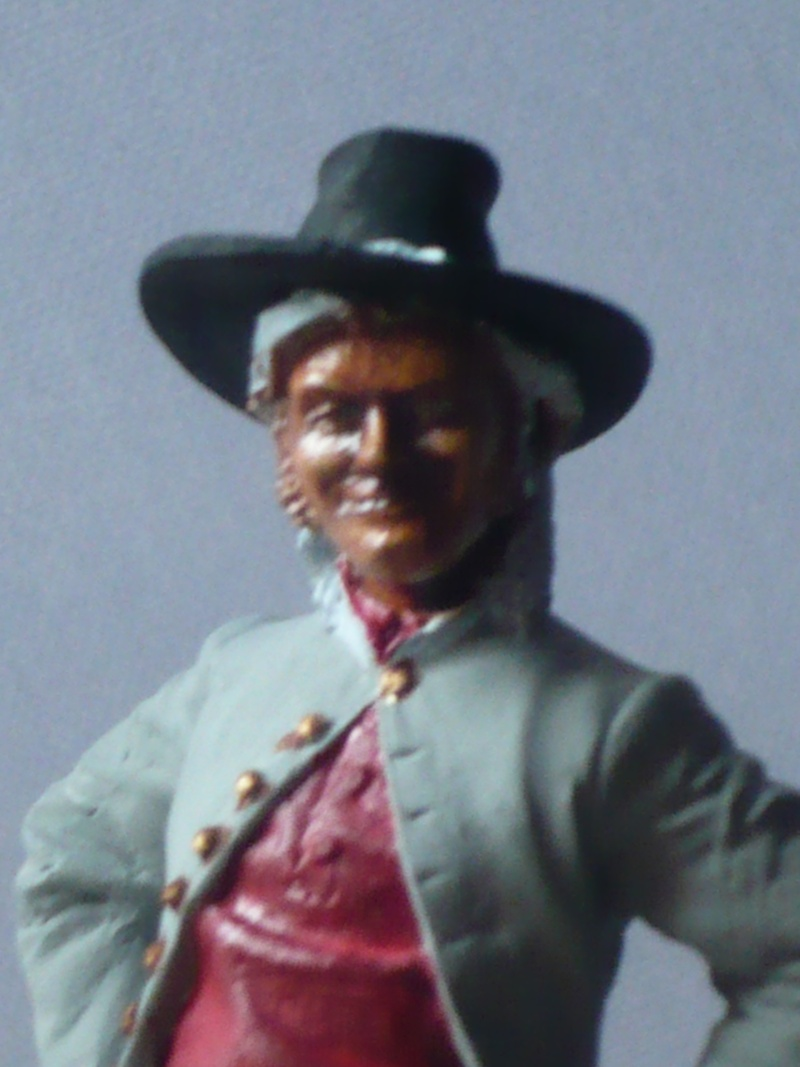 GB Paddyfigurine: Sergent de cavalerie confédérée  Figur265
