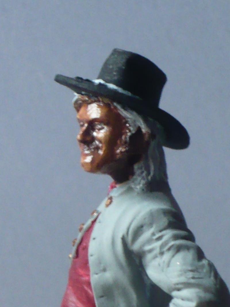 GB Paddyfigurine: Sergent de cavalerie confédérée  Figur266