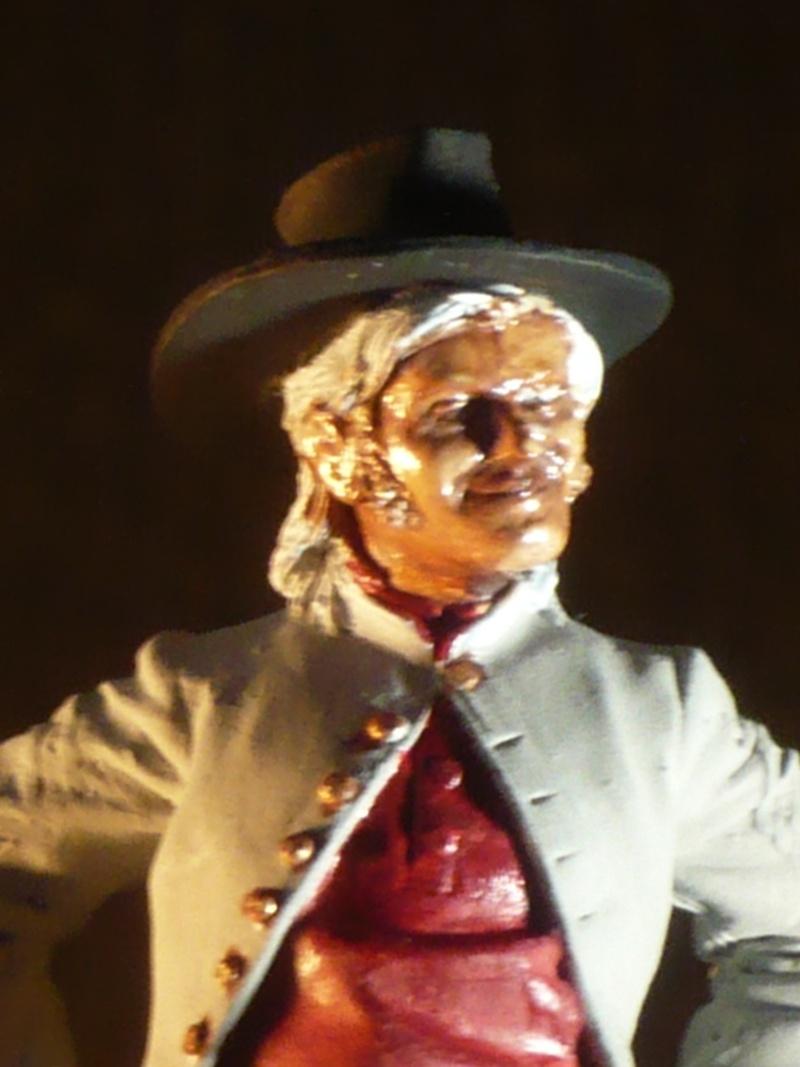 GB Paddyfigurine: Sergent de cavalerie confédérée  Figur267