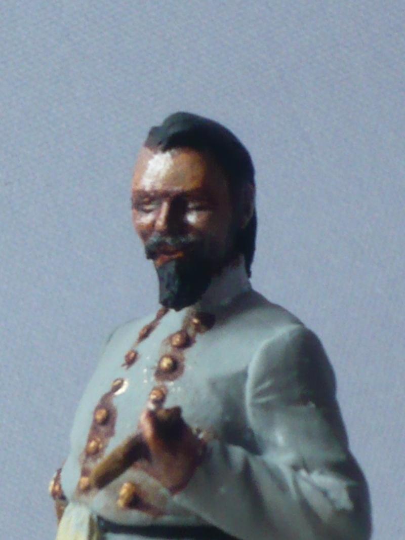 GB Paddyfigurine: Sergent de cavalerie confédérée  Figur269