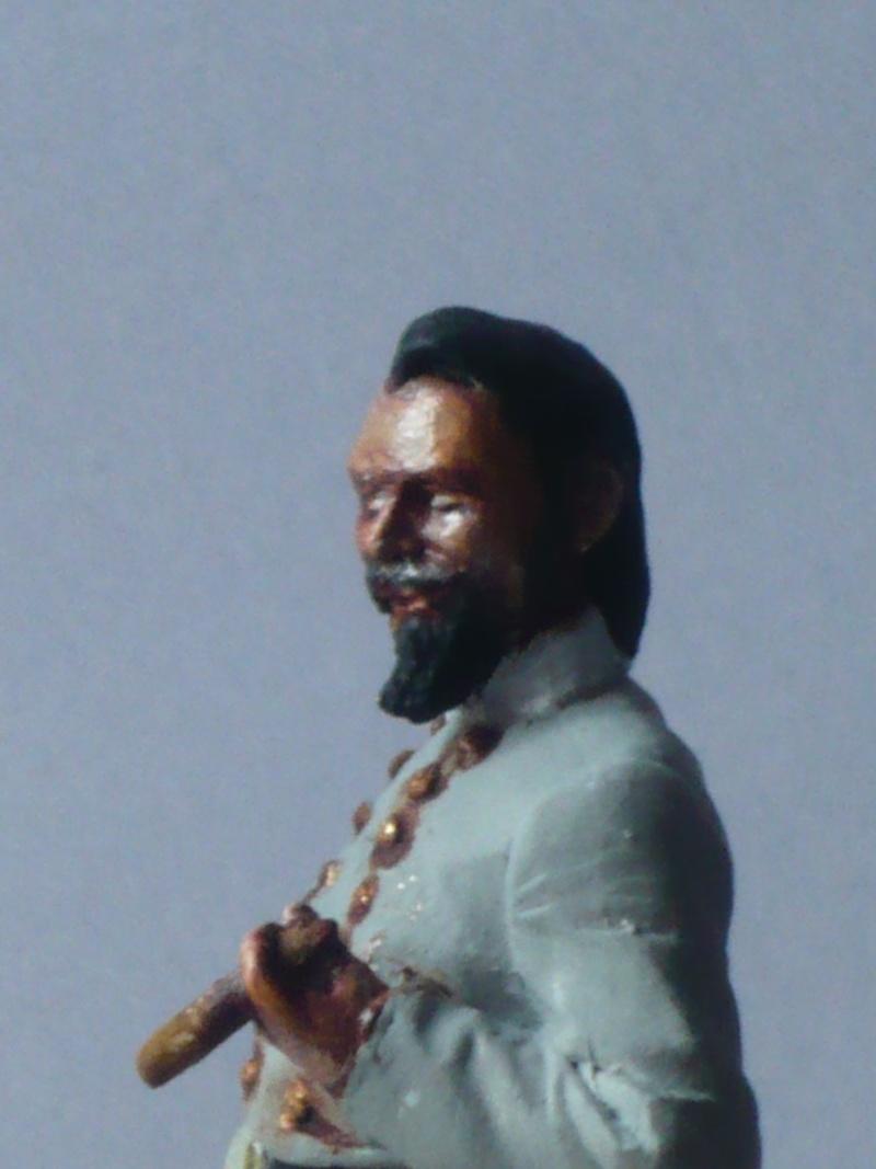 GB Paddyfigurine: Sergent de cavalerie confédérée  Figur270