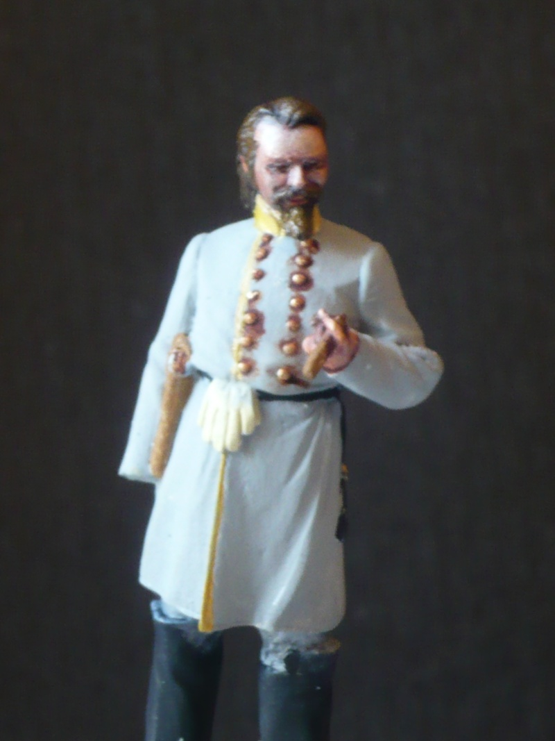 GB Paddyfigurine: Sergent de cavalerie confédérée  Figur284