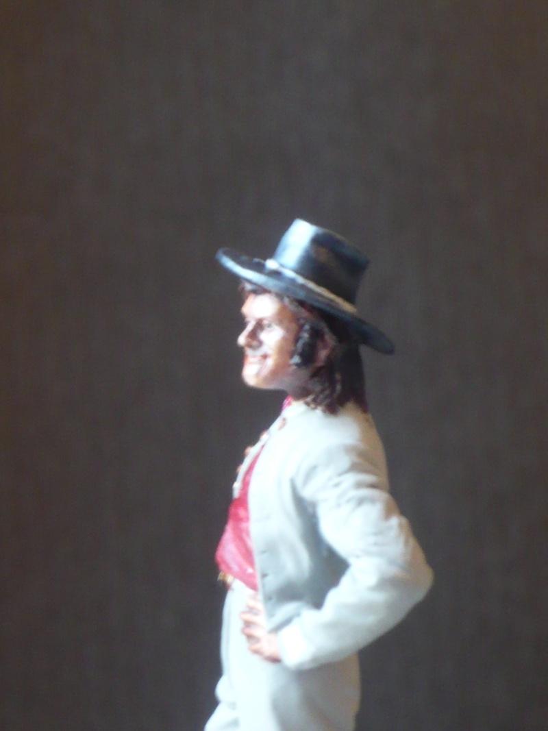 GB Paddyfigurine: Sergent de cavalerie confédérée  Figur286