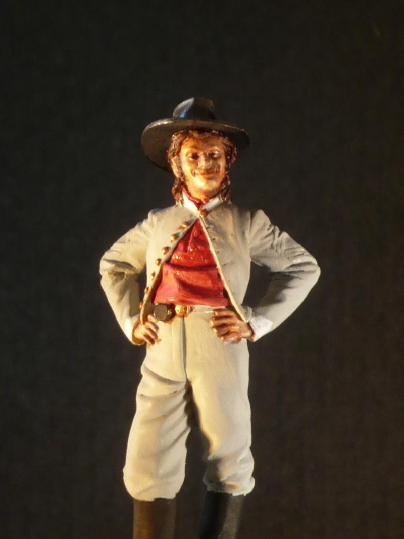 GB Paddyfigurine: Sergent de cavalerie confédérée  Figur287