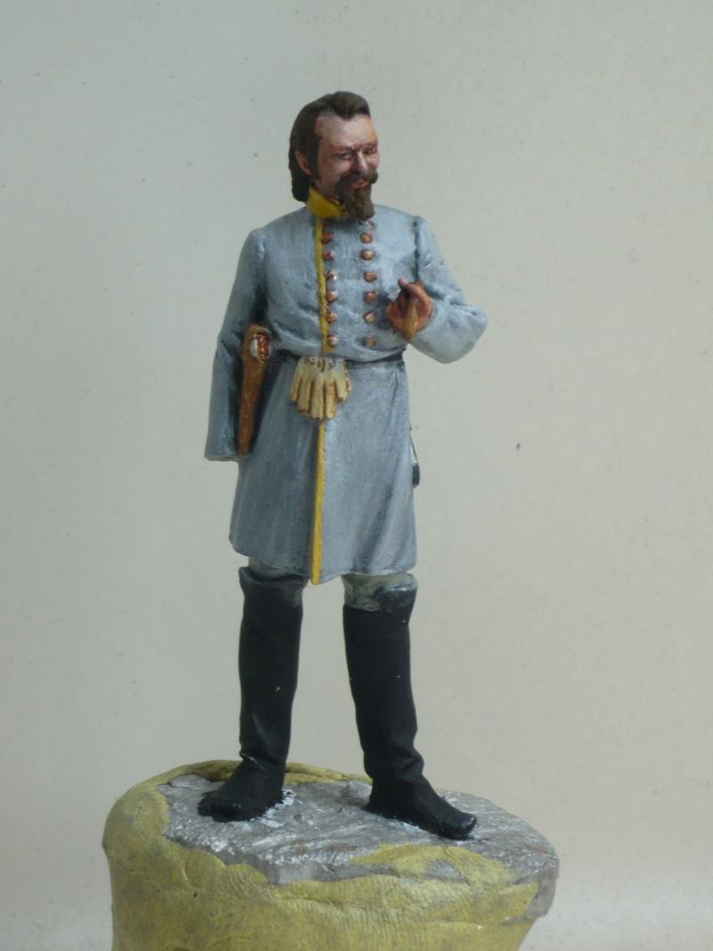 GB Paddyfigurine: Sergent de cavalerie confédérée  Figur301