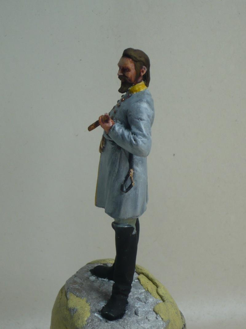 GB Paddyfigurine: Sergent de cavalerie confédérée  Figur302