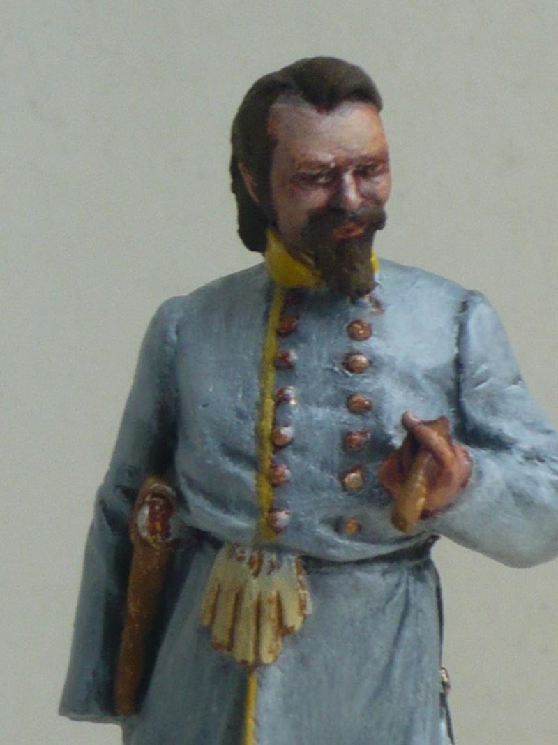 GB Paddyfigurine: Sergent de cavalerie confédérée  Figur305