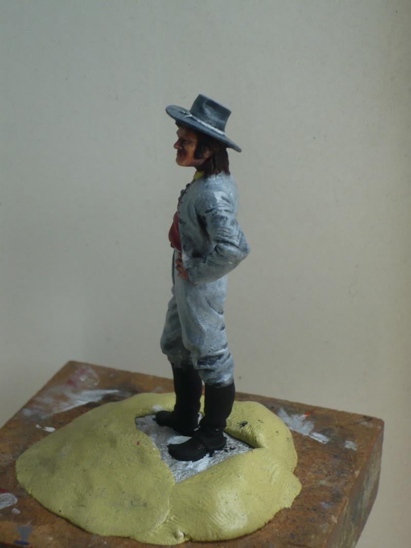 GB Paddyfigurine: Sergent de cavalerie confédérée  Figur307