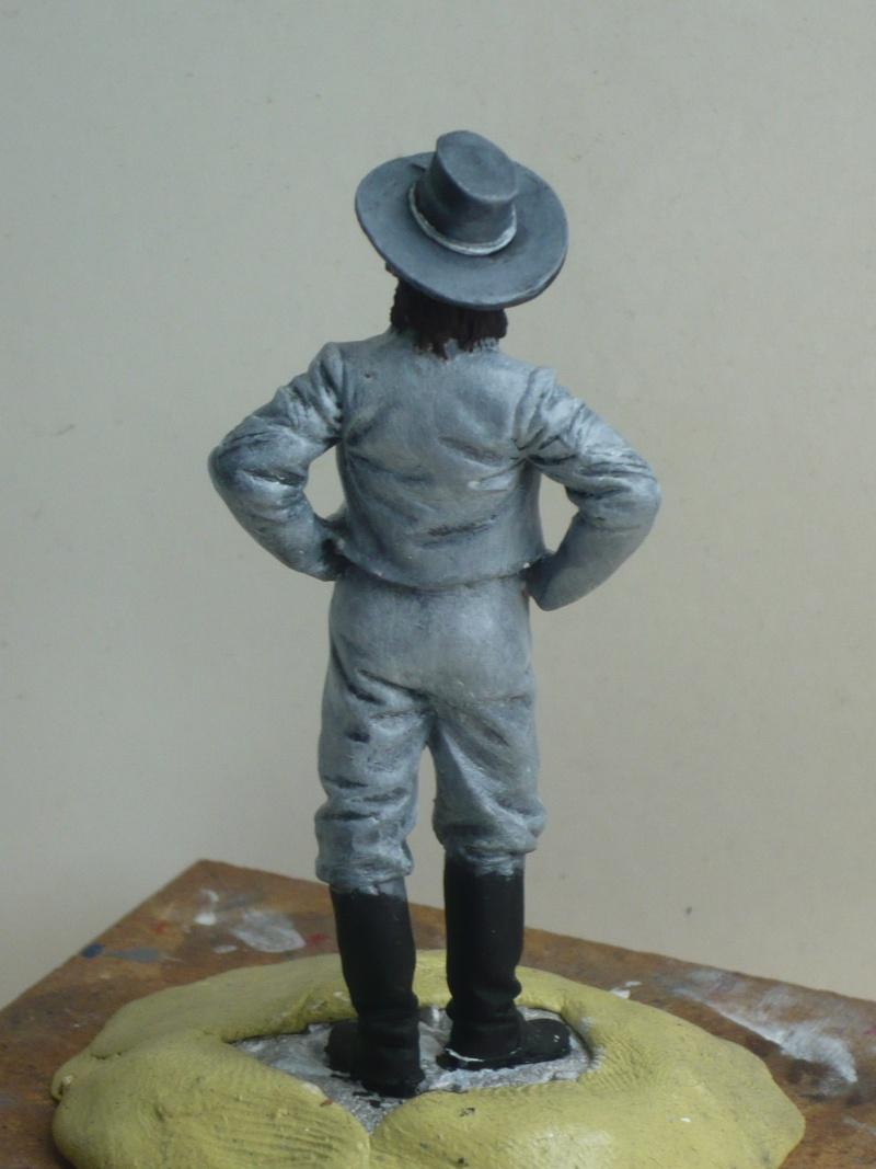 GB Paddyfigurine: Sergent de cavalerie confédérée  Figur308