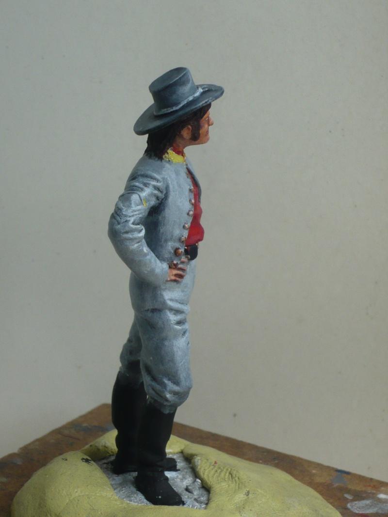 GB Paddyfigurine: Sergent de cavalerie confédérée  Figur309