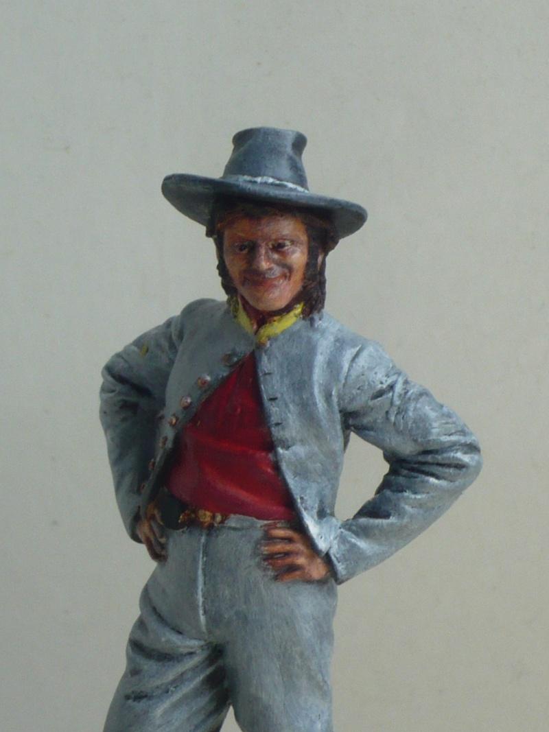 GB Paddyfigurine: Sergent de cavalerie confédérée  Figur310