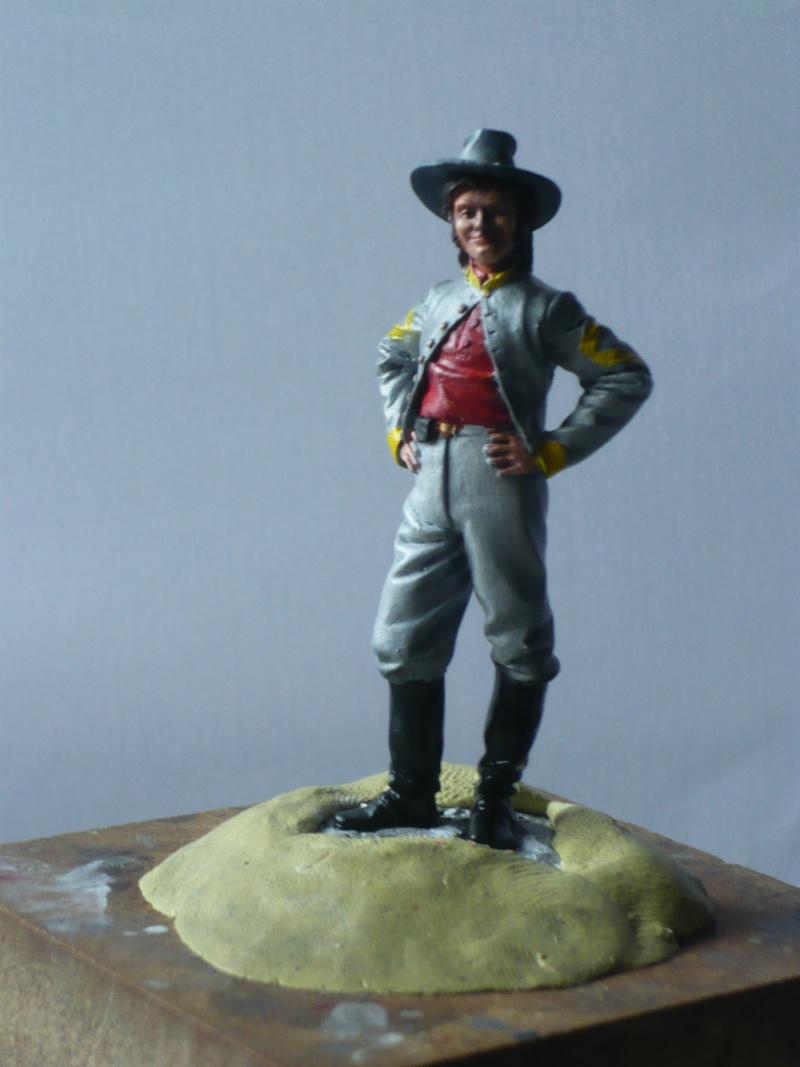 GB Paddyfigurine: Sergent de cavalerie confédérée  - Page 2 Figur323