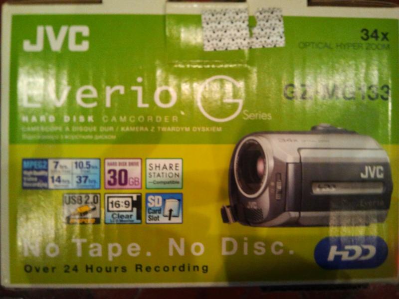 Vends Camescope JVC everio HDD gz-mg133 (100 EUROS) Photo014