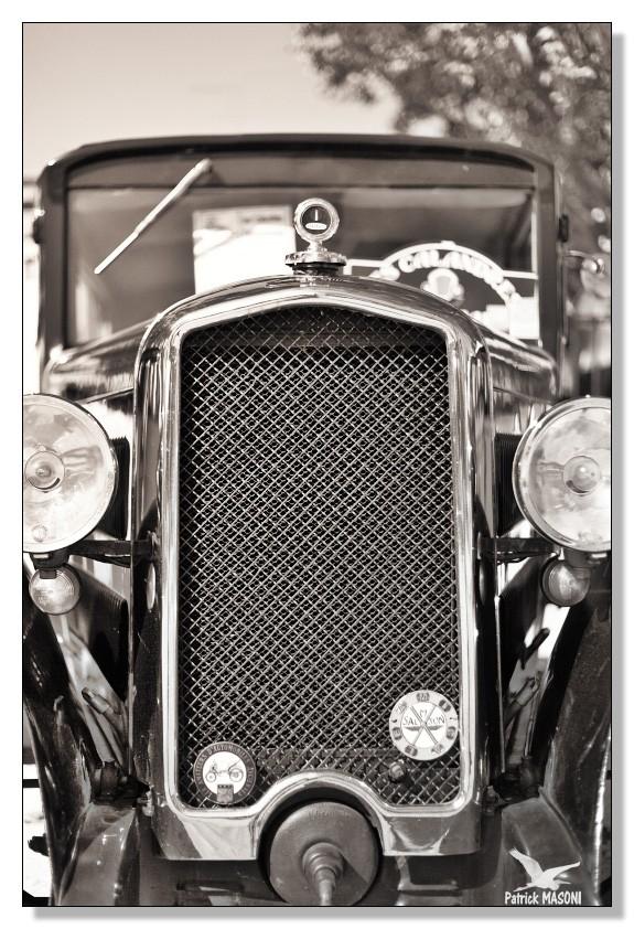 voitures anciennes à Frontignan Pma24417