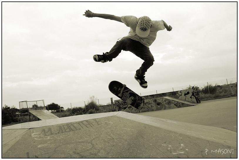 FreeStyle en Skate Pma68110