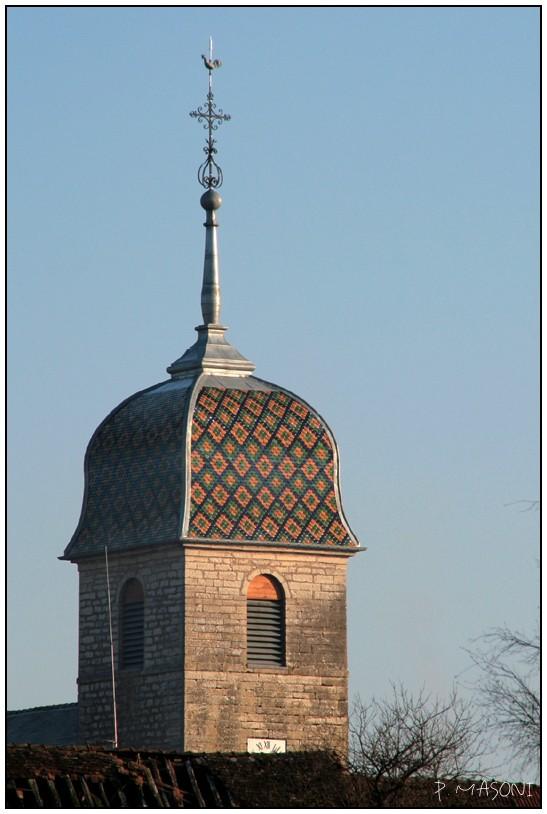 Le cloché du village Pma79912