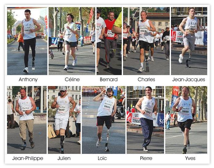 RDV pour le club des coureurs le 27 avril :  10 km de Lyon 25059110