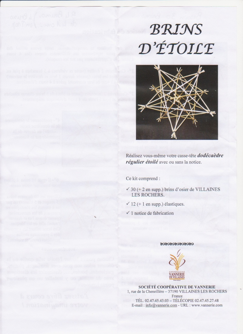 Bricolage & Décoration Etoile12