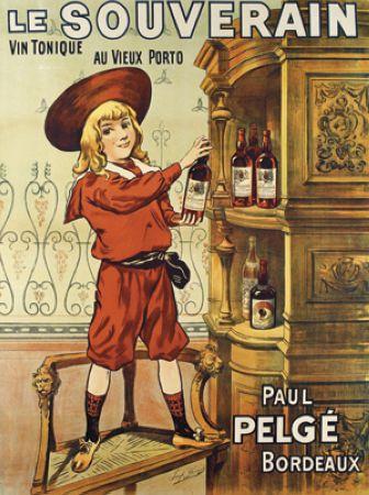 Les affiches du temps passé quand la pub s'appelait réclame .. - Page 20 39610