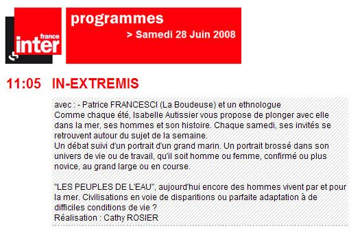 LA BOUDEUSE  à Paris Inextr10