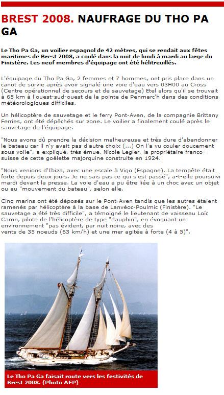Le naufrage d'un grand voilier Tpg10
